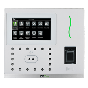 G3 Time and  Access Control